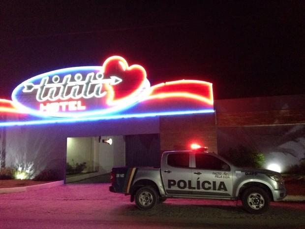 Foragido foi encontrado morto em motel (Crédito: Reprodução)
