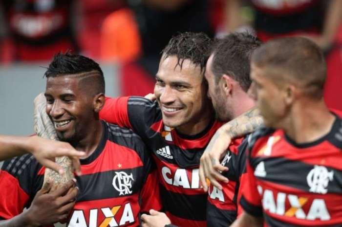 Guerrero está devendo no Flamengo