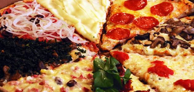 Aprenda o jeito certo de esquentar uma fatia de pizza