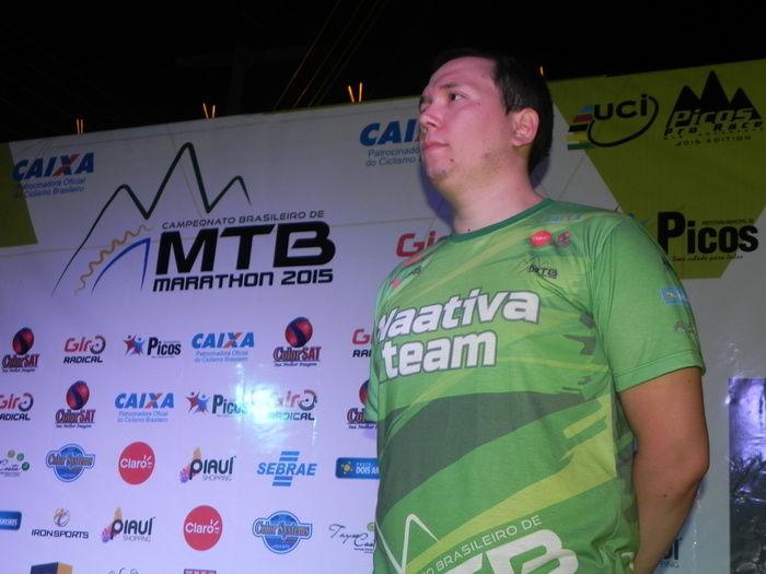 diretor geral do PPP, atleta e empresário Daniel Freitas