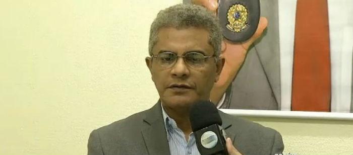 Delegado Armadino Pinto, da Polinter