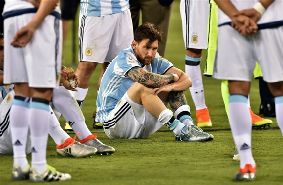 Messi (Crédito: Reprodução)