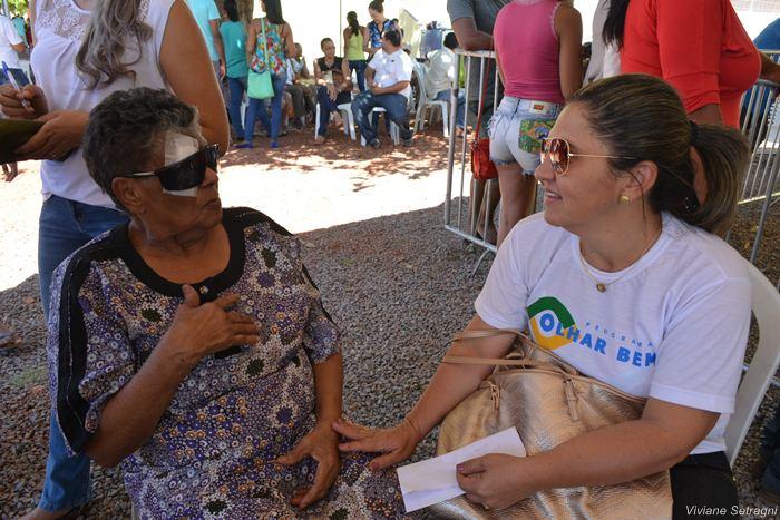 Programa Olhar Bem: muita emoção e vidas transformadas