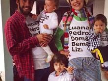 'Não tenho medo de ter um filho gay', declara Luana Piovani