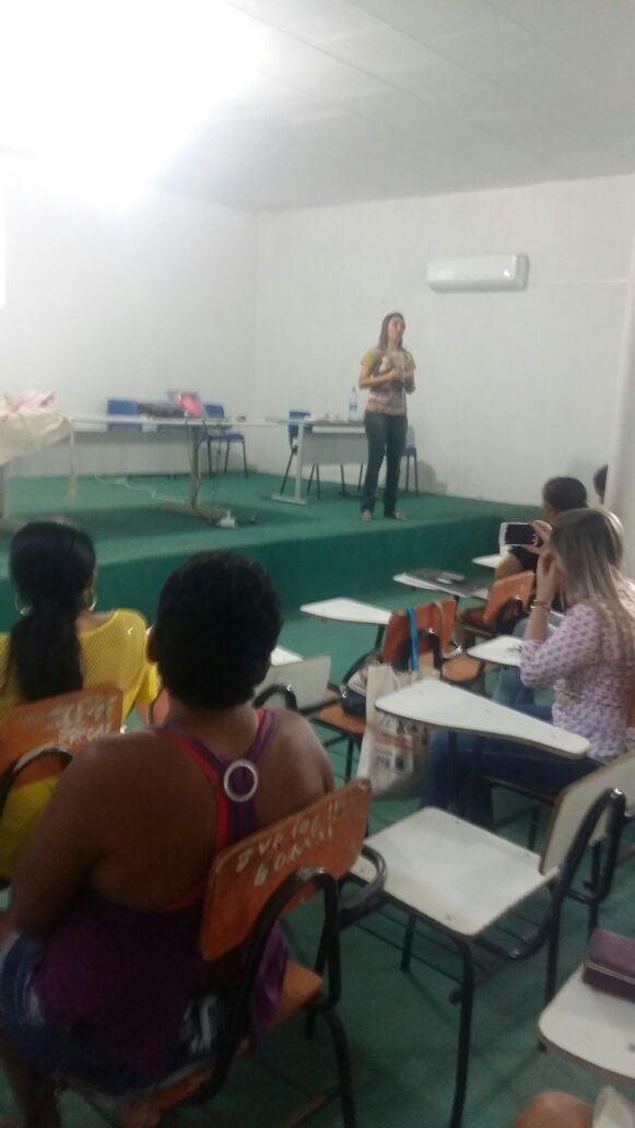 Secretaria Municipal de Saúde realiza palestra sobre amamentação - Imagem 12