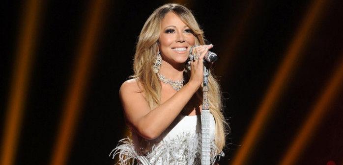 Mariah Carey  (Crédito: Divulgação )