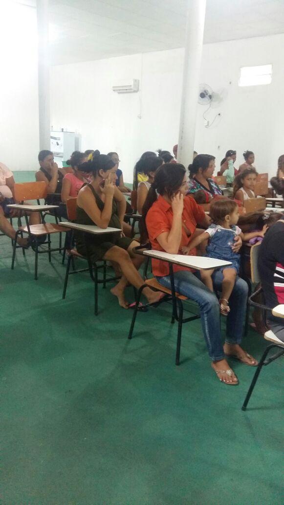 Secretaria Municipal de Saúde realiza palestra sobre amamentação - Imagem 9