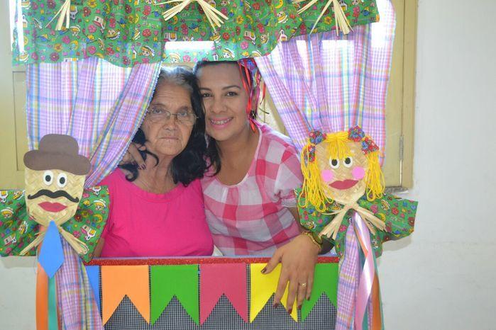 CRAS realiza festa junina para idosos do grupo Viva Idade - Imagem 36