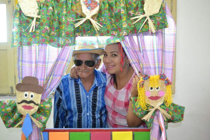 CRAS realiza festa junina para idosos do grupo Viva Idade - Imagem 34