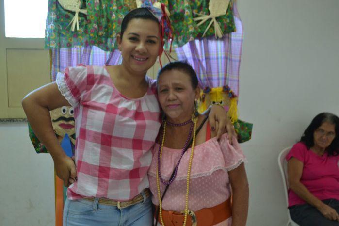 CRAS realiza festa junina para idosos do grupo Viva Idade - Imagem 31