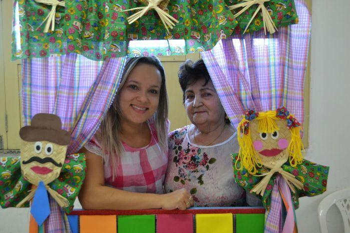 CRAS realiza festa junina para idosos do grupo Viva Idade - Imagem 51