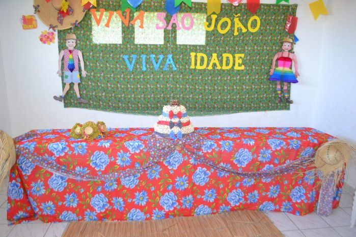 CRAS realiza festa junina para idosos do grupo Viva Idade - Imagem 22
