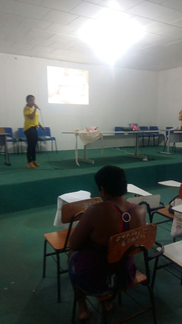 Secretaria Municipal de Saúde realiza palestra sobre amamentação - Imagem 13
