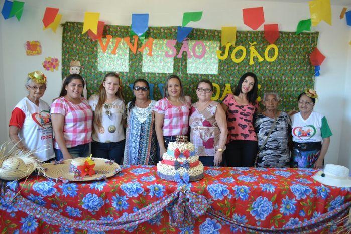 CRAS realiza festa junina para idosos do grupo Viva Idade - Imagem 12