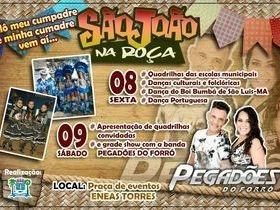 São João na Roça acontece nos dias 8 e 9 de julho em Miguel Alves