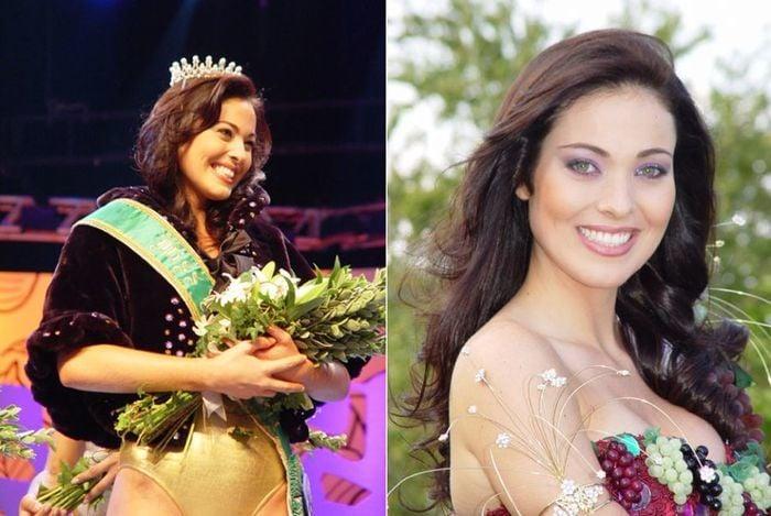 Miss Brasil 2004 Fabiane Niclotti (Crédito: Reprodução)