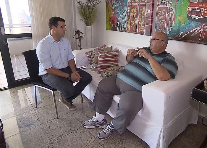 Irmão de Ivete concedeu entrevista (Crédito: Divulgação)