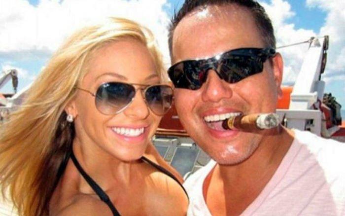 Krystin foi presa por amamentar bebê após consumir cocaína