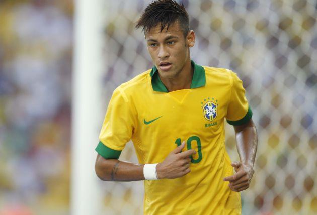 Neymar estará na Seleção na Olimpíada