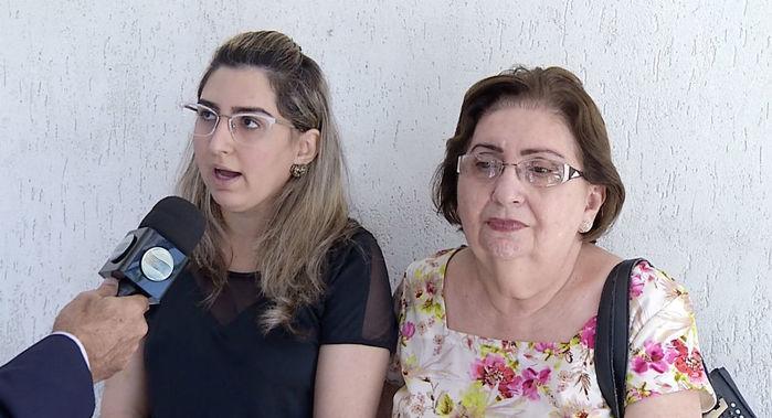 Jornalista e sua mãe sobreviveram a um acidente causado por um motorista qua havia usado cocaína (Crédito: Reprodução)