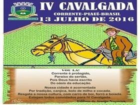 Concurso Carro de Boi será realizado durante a Cavalgada