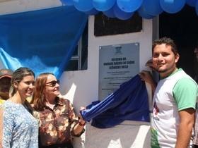 Prefeitura entrega reforma e ampliação de UBS na zona rural de Migu