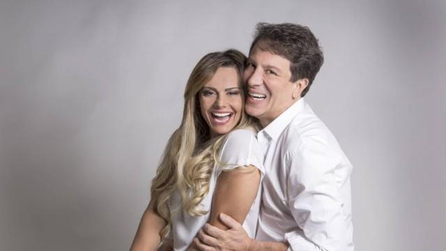 Viviane e Eduardo