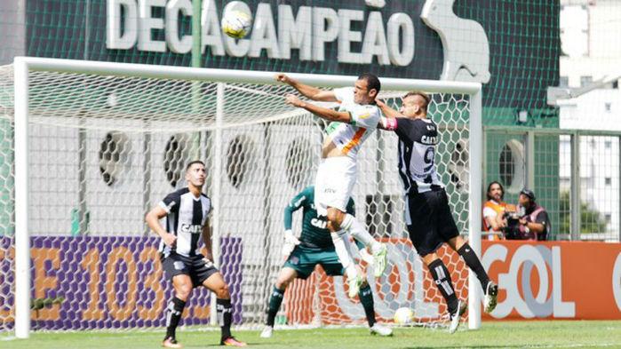América e Figueirense duelaram na manhã deste domingo (Crédito: Estadão Conteúdo)