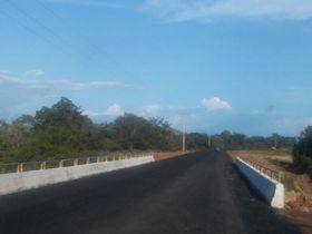 Obras das Pontes da PI-331 estão concluídas