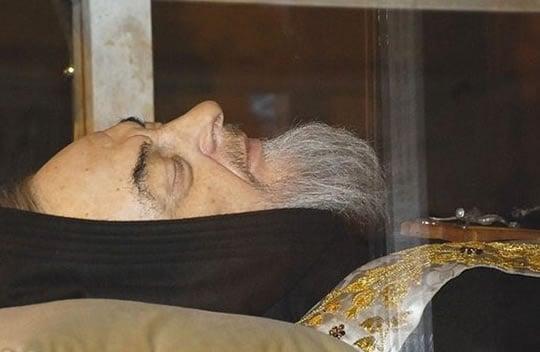 Padre Pio (Crédito: Reprodução)