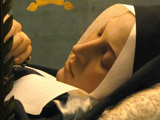 Santa Bernadette Soubirous (Crédito: Google)