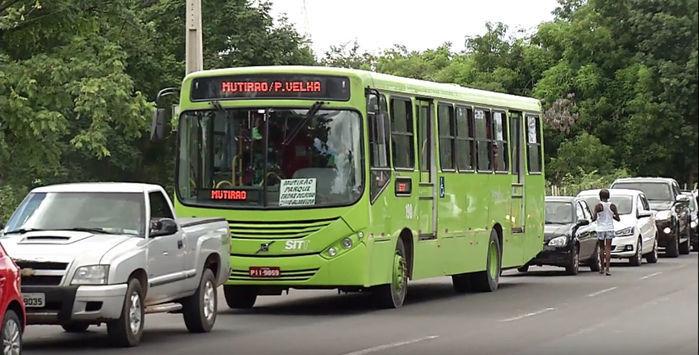 Transporte público de Timon (Crédito: Reprodução)