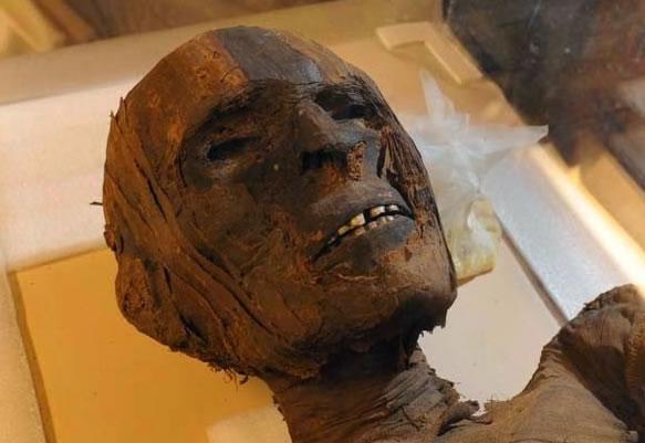 Resíduos de cocaína e tabaco em múmias (Crédito: Reprodução)