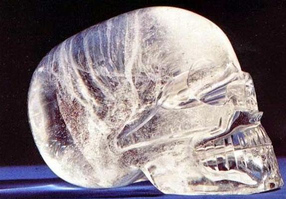 Crânios de cristal (Crédito: Reprodução)