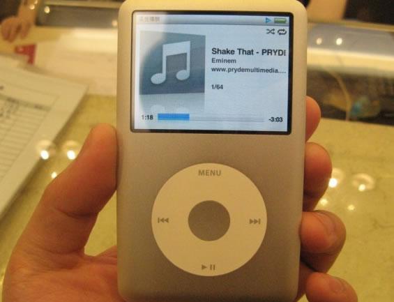 iPod Classic (Crédito: Reprodução)