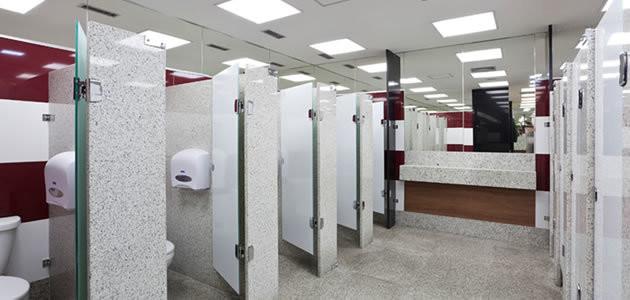 7 curiosidades sobre banheiros públicos que você nem imaginava
