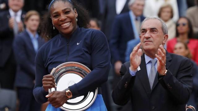 Serena Williams  (Crédito: Reprodução)