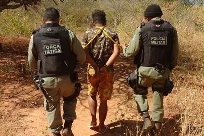 Polícia realiza prisão de Valdeci Dias Oliveira