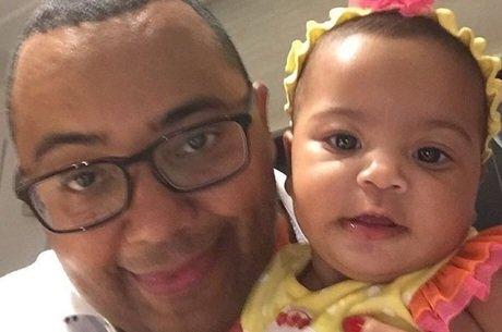 Fiha de Dudu Nobre está internada em UTI de hospital