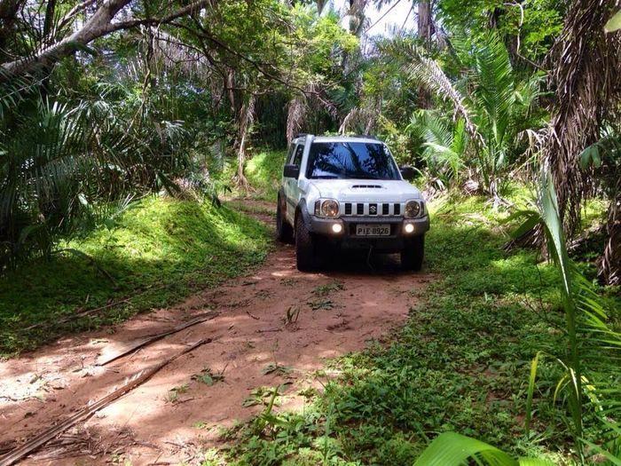 Trechos da 2ª etapa Piauí Rally Camp - entre Teresina e Demerval Lobão