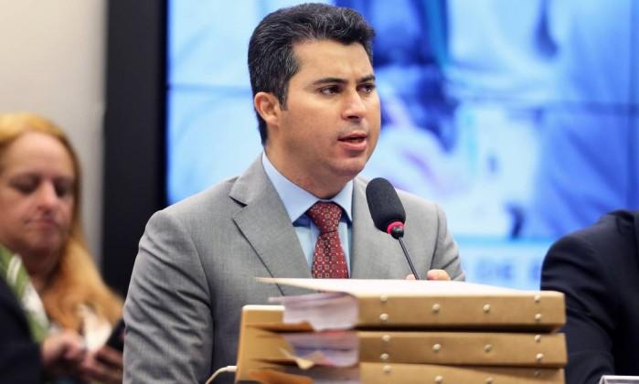 Deputado Marcos Rogério (DEM-RO) (Crédito: Divulgação)