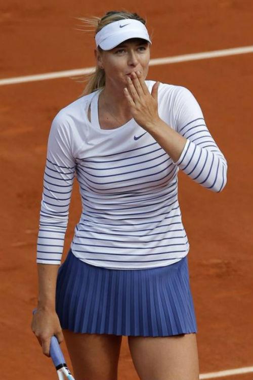Maria Sharapova (Crédito: Reprodução)
