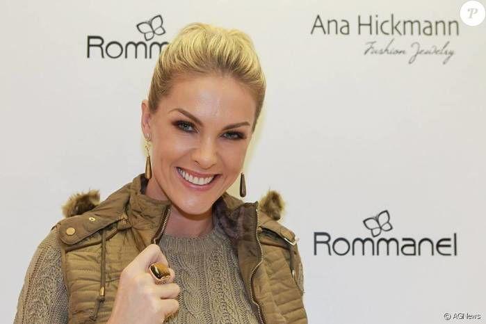 Ana Hickmann reforça segurança após atentado: '25 seguranças' (Crédito: Reprodução)