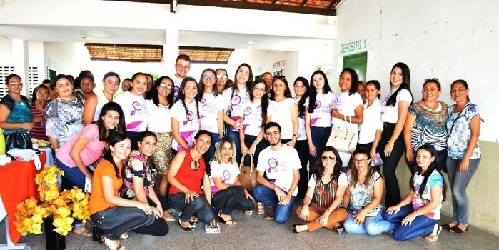 Alunos da Faculdade R. Sá apresentam projeto em Vila Nova