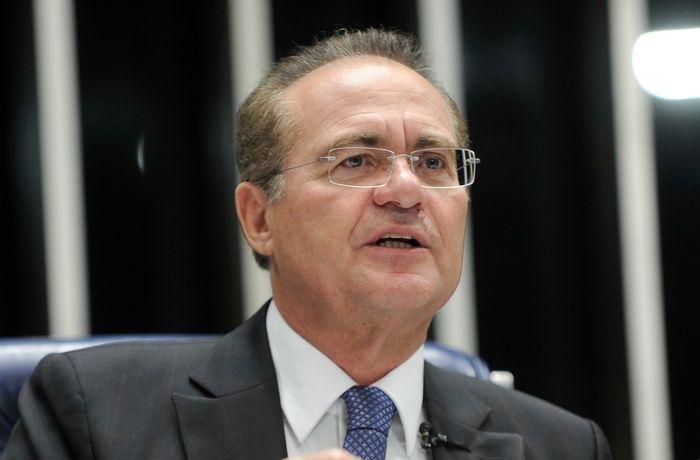 Senador Renan Calheiros (Crédito: Divulgação)