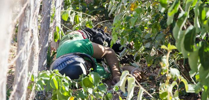 Corpo do jovem foi encontrado nesta sexta-feira  (Crédito: Reprodução)