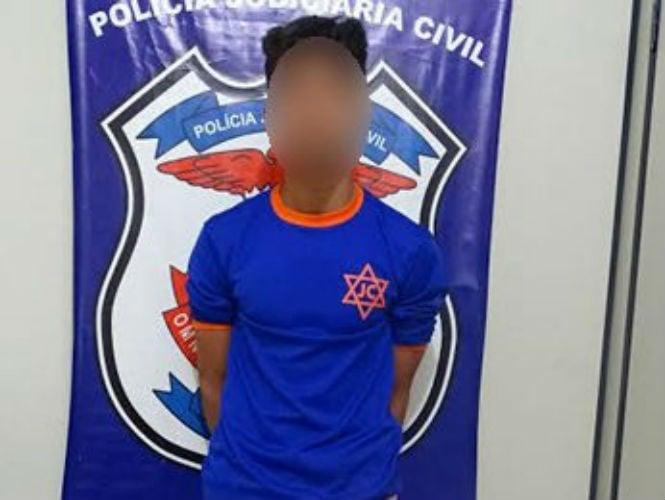 Homem foi preso na quinta-feira (29) (Crédito: Reprodução)