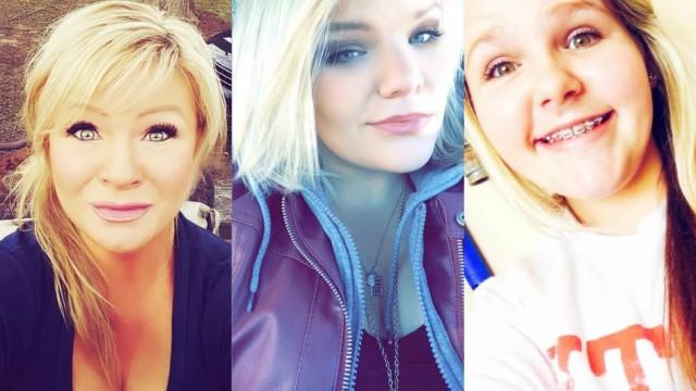 Christy Sheats matou a tiros as duas filhas