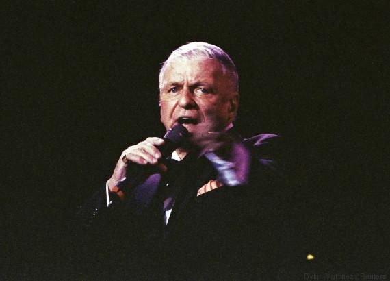 Frank Sinatra - 4 casamentos (Crédito: Reprodução)