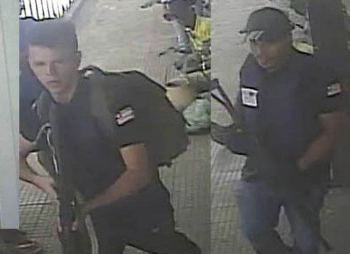 Bandidos que assaltaram agência do BB em Amarante